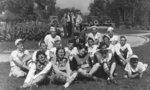 Waterloo College initiation week, 1947