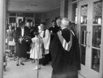 Opening of the Dining Hall at Waterloo College and Evangelical Lutheran Seminary of Canada