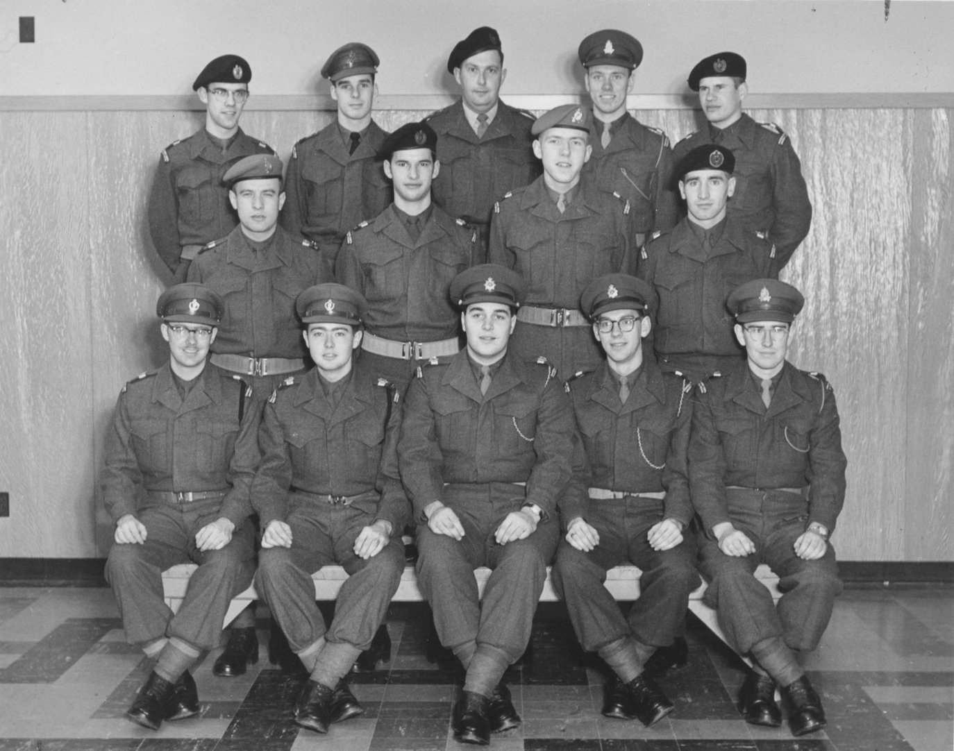 Waterloo College detachment, Canadian Officers' Training Corps