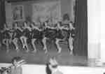 Purple and Gold Show chorus line, 1954