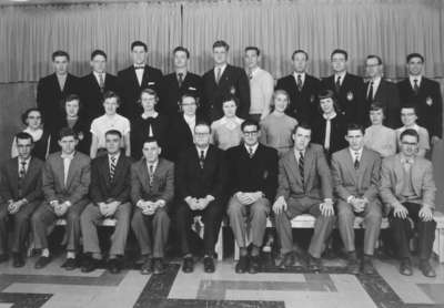 Arts And Letters Club 1954 55