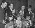 Waterloo Lutheran University athletic award winners, 1968-69