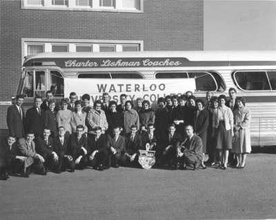 Waterloo Lutheran University Choir