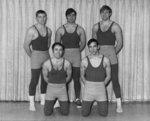 Waterloo Lutheran University wrestling team, 1968-69