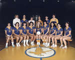 Wilfrid Laurier University women's volleyball team, 1981-82