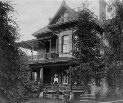Beldornie, July 1906
