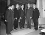 Members of the Waterloo Lutheran University Board of Governors, 1963