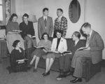 Lutheran Students' Association, 1950-51