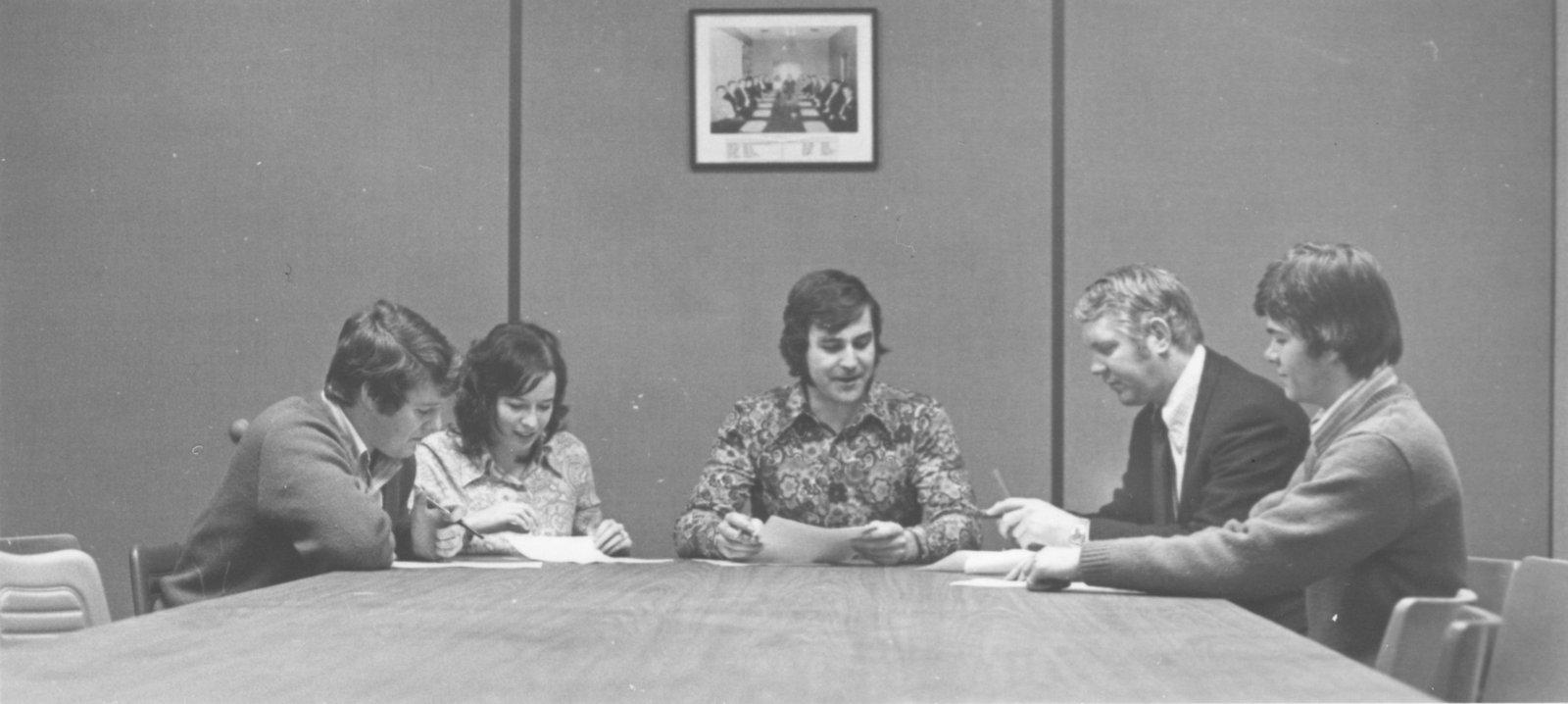 Dean's Advisory Council meeting