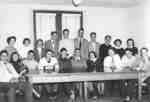 Waterloo College Purple and Gold executive, 1949-50