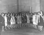 Miss Canadian University Queen 1965 contestants