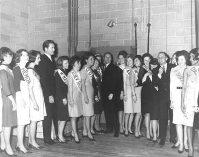 Miss Canadian University Queen Pageant, 1965