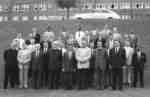 Evangelical Lutheran Seminary of Canada faculty and students, 1959-60