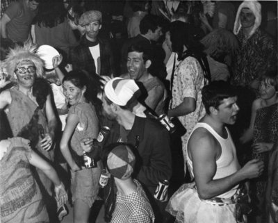 Waterloo Lutheran University Mardi Gras, 1968