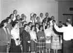 Waterloo College Choir, 1959-60
