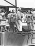 Waterloo Lutheran University Homecoming Parade float, 1971