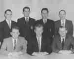 Seven Waterloo College students