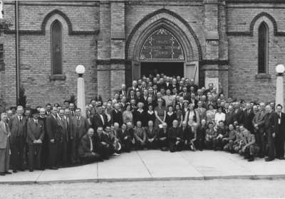 Evangelical Lutheran Synod of Canada Convention, June 1954
