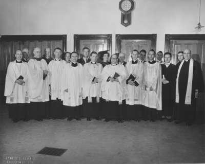 Evangelical Lutheran Seminary of Canada Graduation Service, Mahone Bay, Nova Scotia
