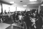 Waterloo Lutheran University Library Open House luncheon, 1971