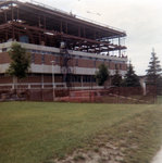 Waterloo Lutheran University Library, Phase 2 construction