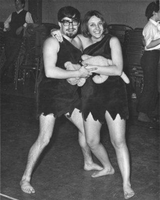 Waterloo Lutheran University Mardi Gras, 1968