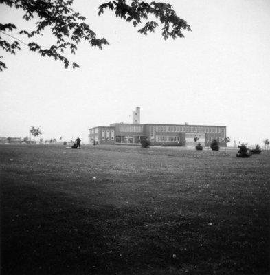 Arts Building, Waterloo College