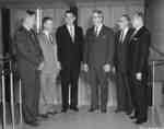 Waterloo Lutheran University Board of Governors executive committee, 1963