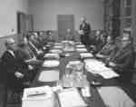 Waterloo Lutheran University Board of Governors meeting, 1966
