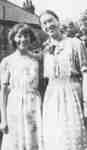 Grace Anderson and Joan Strong