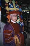 Paul Stemp at spring convocation 1998, Wilfrid Laurier University