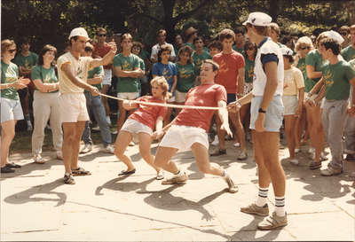 Wilfrid Laurier University Orientation Week, 1985