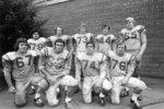 Waterloo Lutheran University rookie football players, 1972