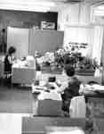 Graduate School of Social Work office, Wilfrid Laurier University
