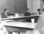 Shankar Yelaja in classroom