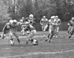 Waterloo Lutheran University Homecoming football game, 1967
