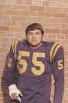 Dave Scharman, Waterloo Lutheran University football player