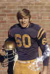 Wilfrid Laurier University football player