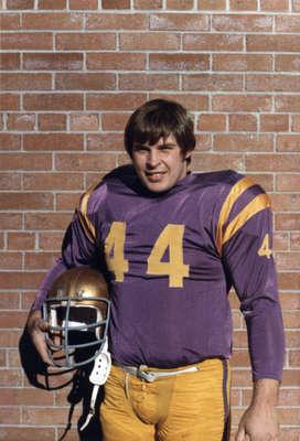 Tom Watson, Waterloo Lutheran University football player