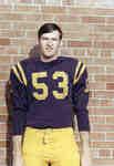 Wayne Thornton, Waterloo Lutheran University football player