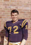 Rick Mathers, Waterloo Lutheran University football player