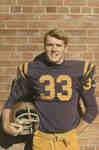 John Lyall, Waterloo Lutheran University football player