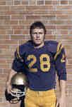 Wayne Allison, Waterloo Lutheran University football player