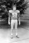 Wally Parker, Waterloo Lutheran University football player