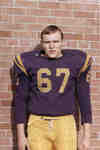 Joe Petruszkiewicz, Waterloo Lutheran University football player