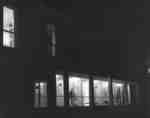 Waterloo Lutheran Seminary at night