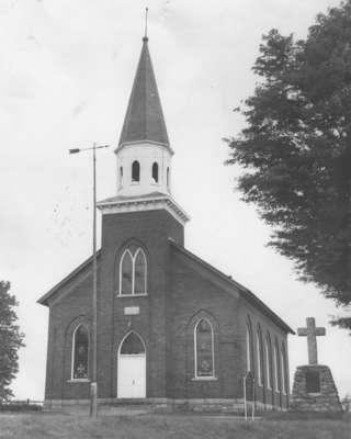 St. John's Lutheran Church, Riverside Heights, Ontario