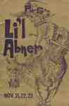 Li'l Abner : an original musical comedy