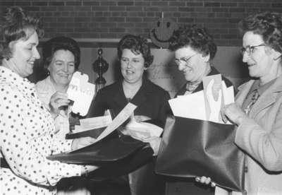 Lutheran Church Women Convention, 1972