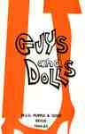Guys and dolls : W.L.U. Purple and Gold Revue, 1964-65